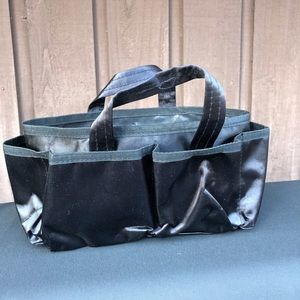 NWOT Black purse insert organizer